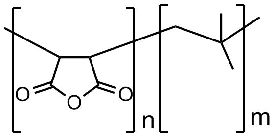 聚(异丁烯-马来酸酐)
