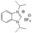 1,3-二异丙基-1H-苯并[d]咪唑-3-鎓四氟硼酸盐