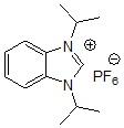1,3-二异丙基-1H-苯并[d]咪唑-3-鎓六氟磷酸盐