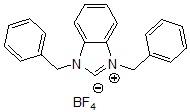 1,3-二苄基-1H-苯并[d]咪唑-3-鎓四氟硼酸盐