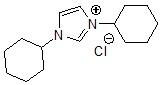 1,3-环己基-1H-咪唑鎓氯化物