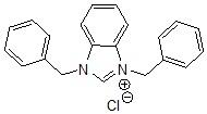1,3-二苄基-1H-苯并[d]咪唑-3-鎓氯化物