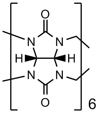 葫芦脲[6] 水合物