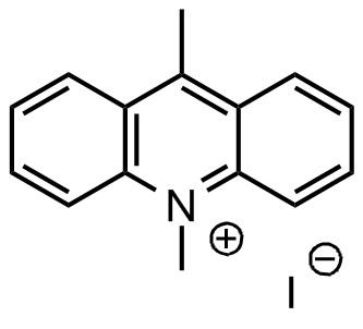9,10-二甲基吖啶鎓碘化物